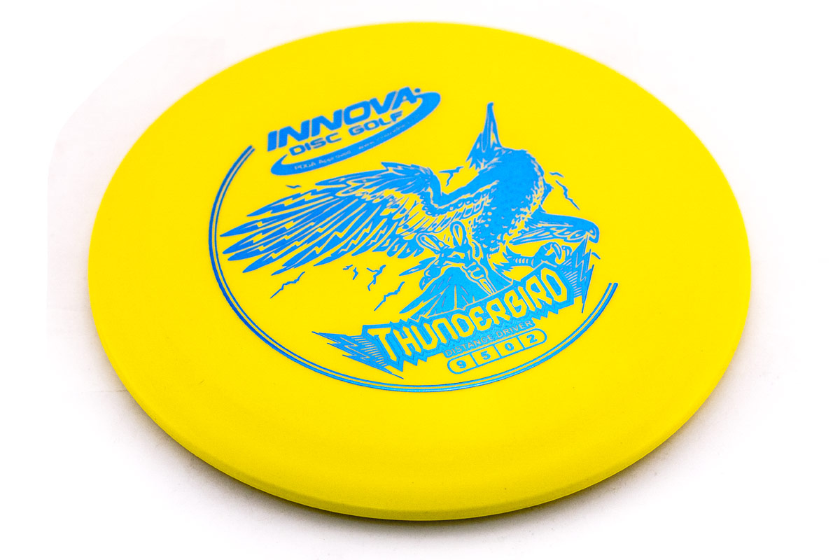 Innova DX Thunderbird Golf Disc[Colors May Vary] by Innova Disc Golf