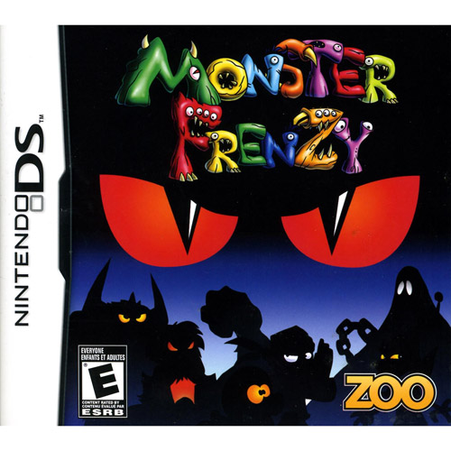 Moster Frenzy (DS) - Pre-Owned