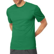 Hanes Sport Men's Short Sleeve CoolDri Performance Tee (50+ UPF)