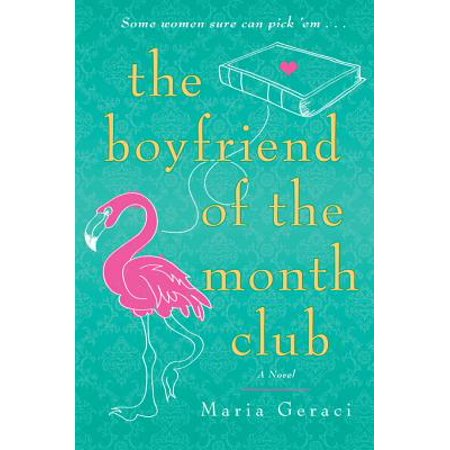 The Boyfriend of the Month Club - eBook (Best Bacon Of The Month Club)