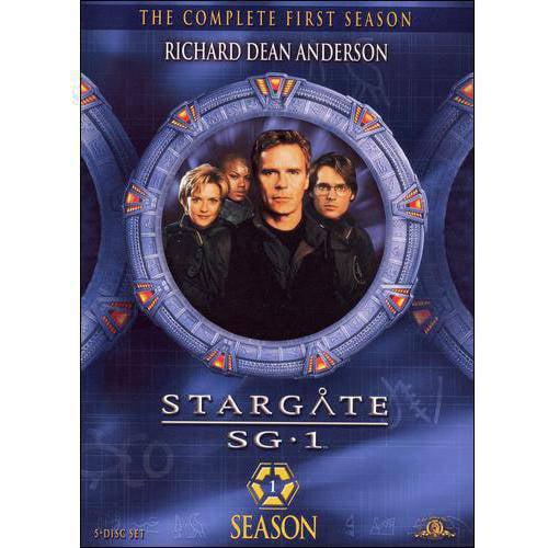 Stargate SG-1: The Complete Season 1