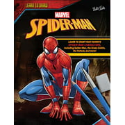Licensed Learn to Draw: Learn to Draw Marvel Spider-Man: Learn to Draw Your Favorite Spider-Man Characters, Including Spider-Man, the Green Goblin, the Vulture, and More! (Paperback)