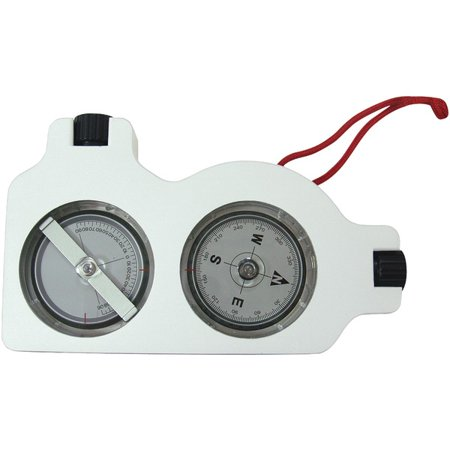 Steren® Inclinometer/compass Satellite Angle Finder