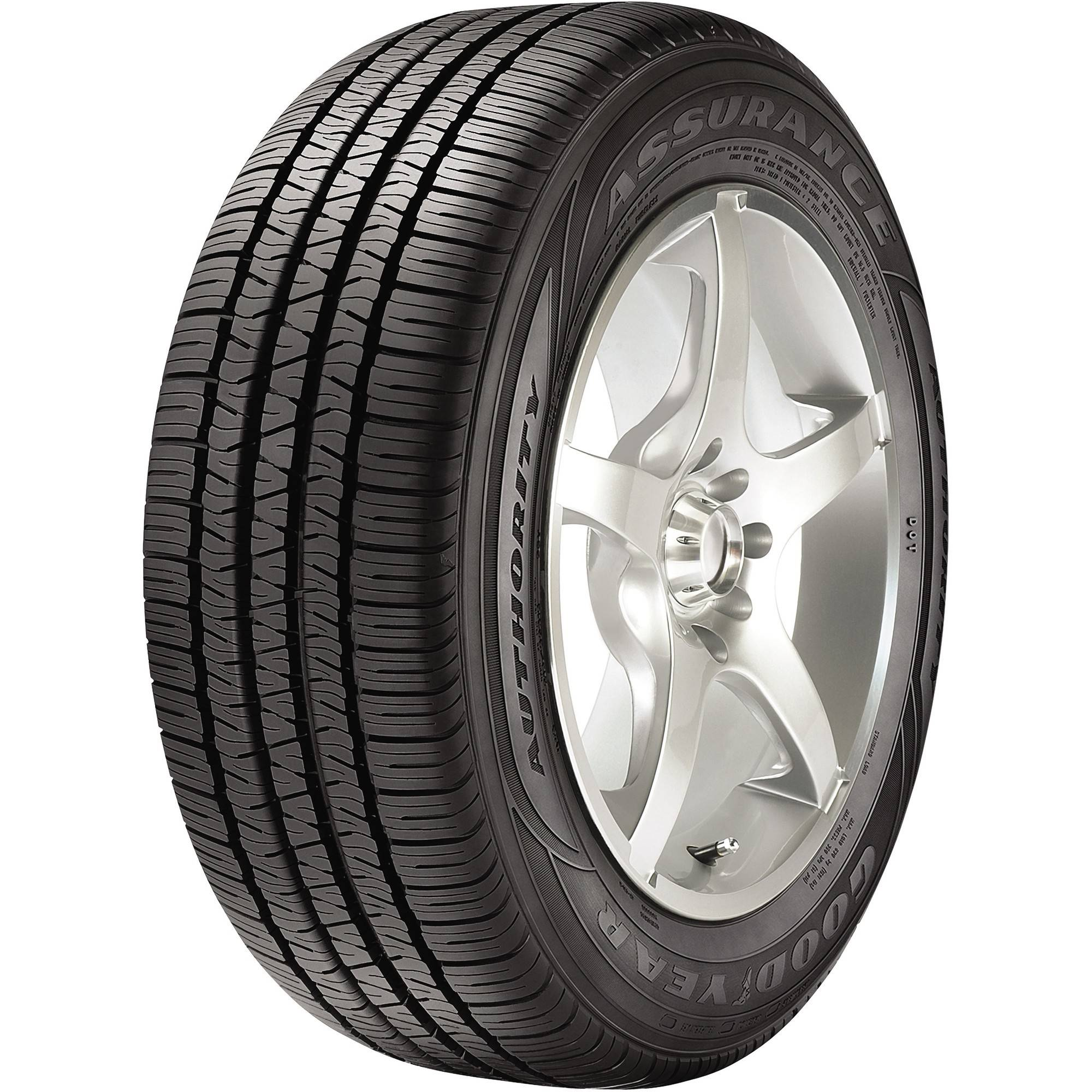 Goodyear Assurance Authority Tire 225/50R17  94V