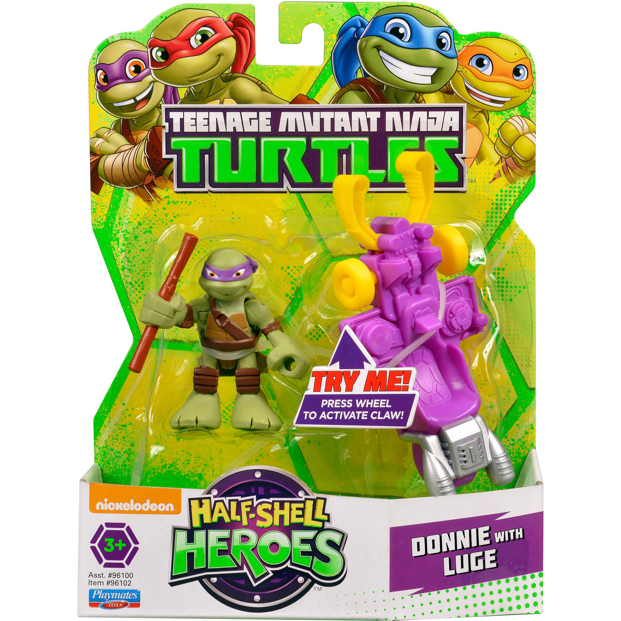 Teenage Mutant Ninja Turtles Don with Lige
