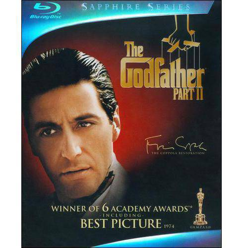 The Godfather II: The Coppola Restoration (Blu-Ray) (Sapphire Edition) (Widescreen)