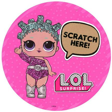 LOL Surprise Scratch-Off
