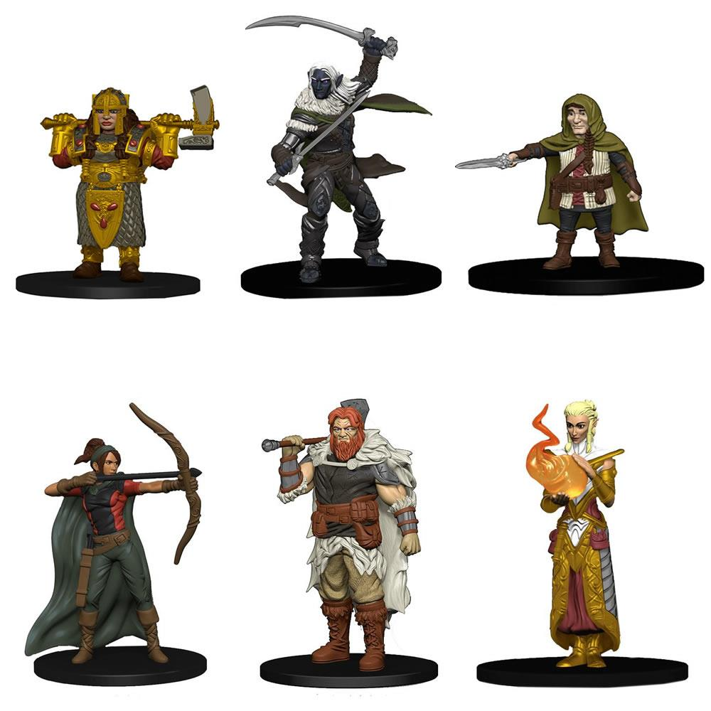 Dungeons & Dragons Icons of the Realms: Tyranny of Dragon...