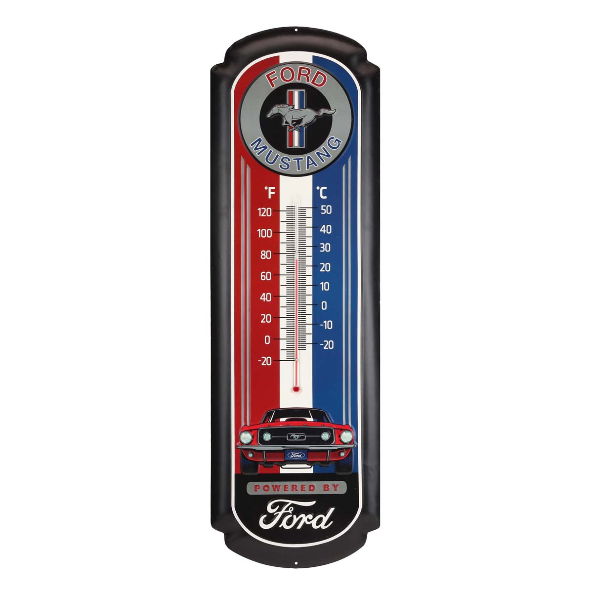 Ford Mustang Oversized Thermometer