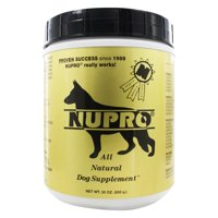 Nupro All Natural Dog, 30 oz, 30 Scoops