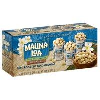 Mauna Loa All Natural Dry Roasted Macadamias, 13.5 Oz.