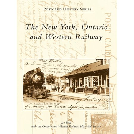 The New York, Ontario and Western Railway - eBook](New Hope Railroad Halloween)