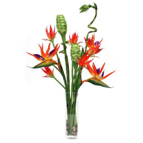 Dalmarko Designs Tropical Waterlook Floral Arrangement