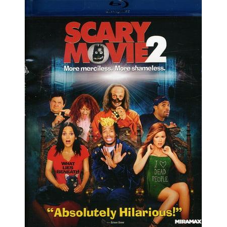 Scary Movie 2  Blu Ray