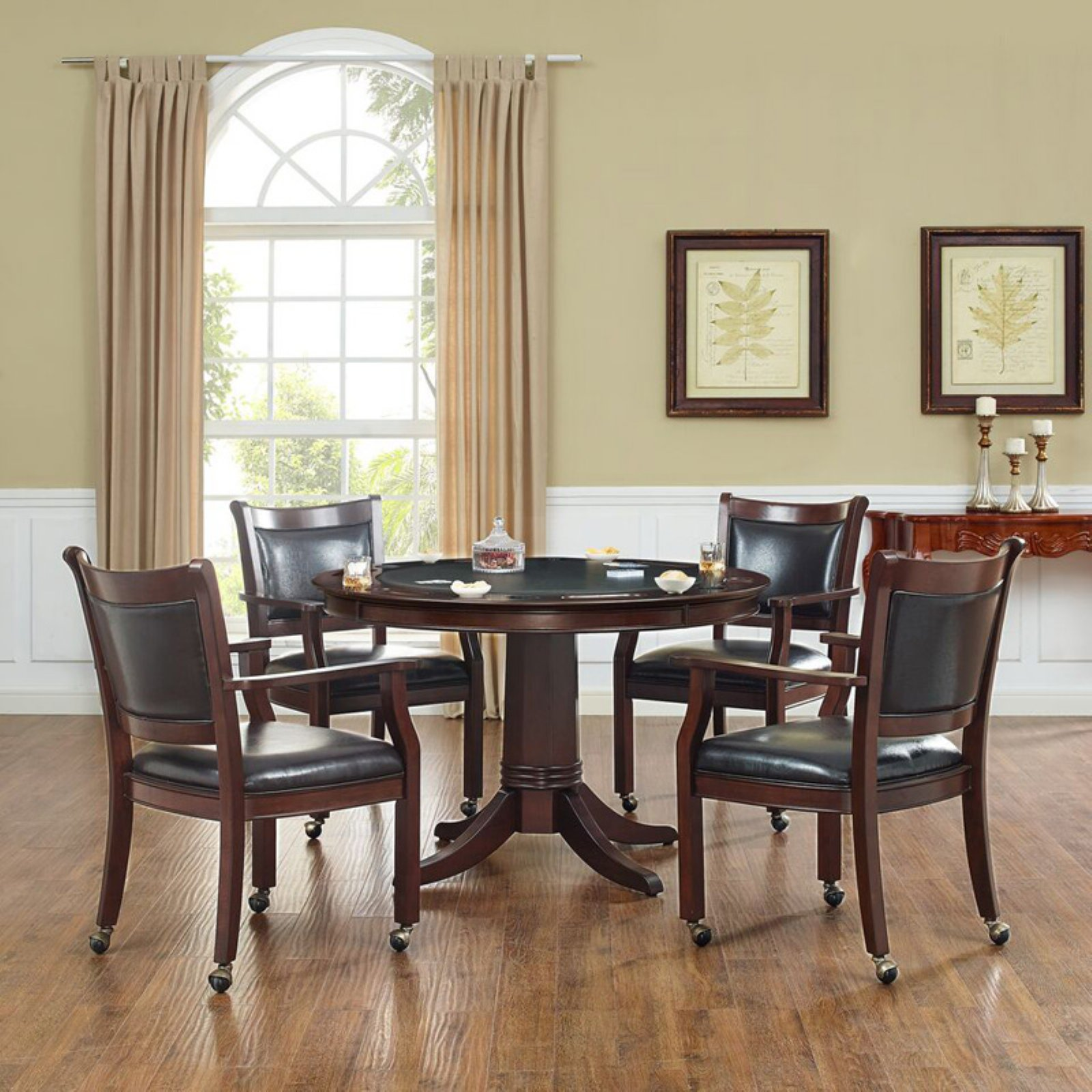Crosley Reynolds 5 Piece Game Table Set by Crosley Furniture