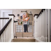 Summer Infant Home Safe Rustic Top of Stairs Gate