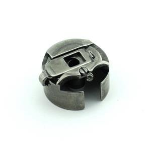 Cutex (TM) Brand Bobbin Case #JO1313Z2 With Pigtail For Rotary Hook Sewing Machines 20U