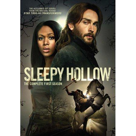 Halloween Cartoons Sleepy Hollow (Sleepy Hollow: The Complete First Season)