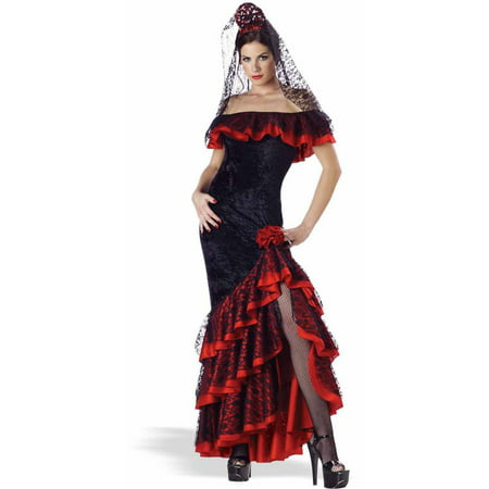 Tii Collections Halloween (Senorita Elite Collection Women's Adult Halloween)