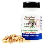 90 Day Raiz de Tejocote Root 100% Pure Authentic Mexican Same as Leading Brand A Lipo Tecojote All Natural Weight Loss Supplement - 3 Month Supply