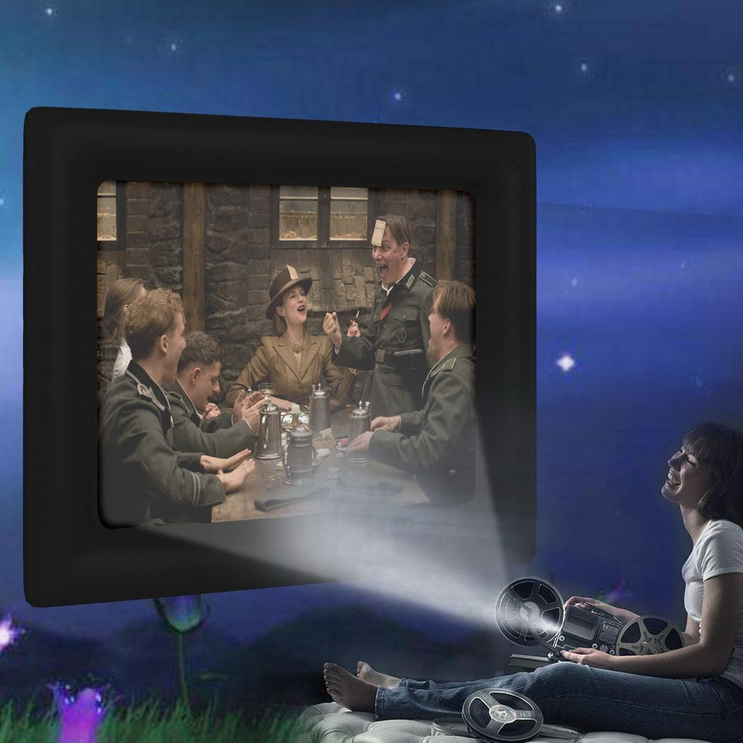 Video Projection Inflatable Screen Open Air Cinema Home O...