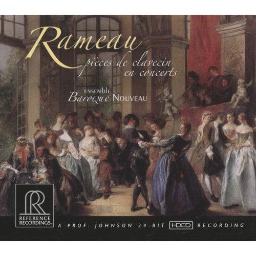 J.P. Rameau - Rameau: Pi Ces De Clavecin En Concerts [CD]