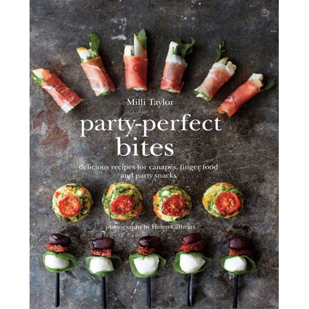 Party-Perfect Bites : Delicious recipes for canapés, finger food and party - Halloween Food Recipes For Parties