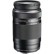 Olympus M.Zuiko Digital ED 75-300mm f/4.8-6.7 II Lens - Black