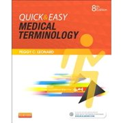 Quick & Easy Medical Terminology - E-Book - eBook