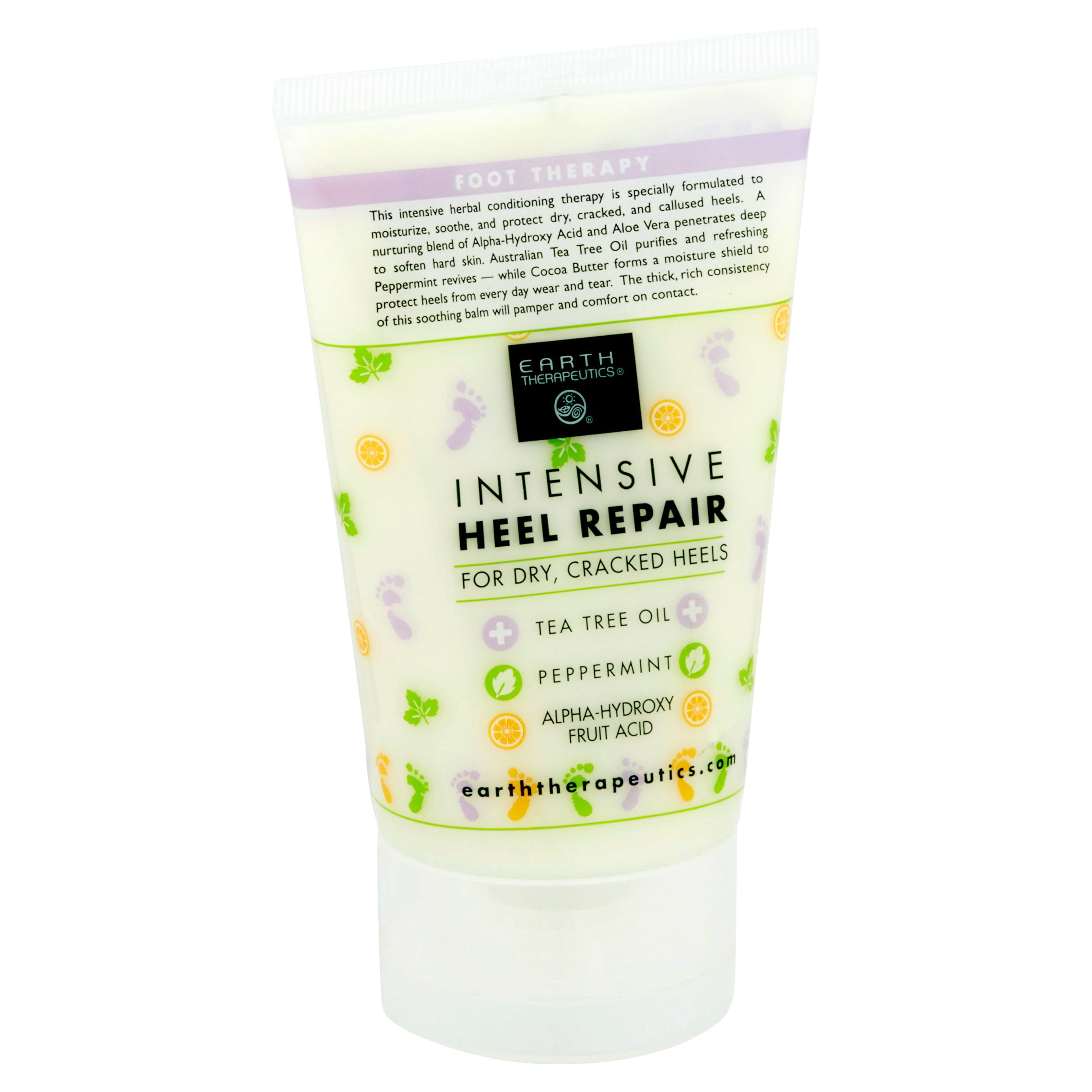 Cooling Foot Scrub by earth therapeutics #3