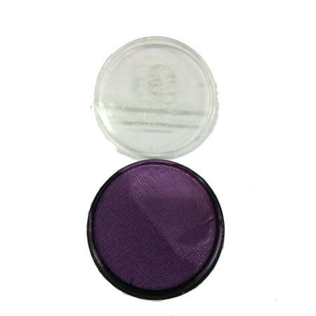 - PartyXplosion Aqua Face Paint Refill - Pearl Gothic Plum (10 gm)