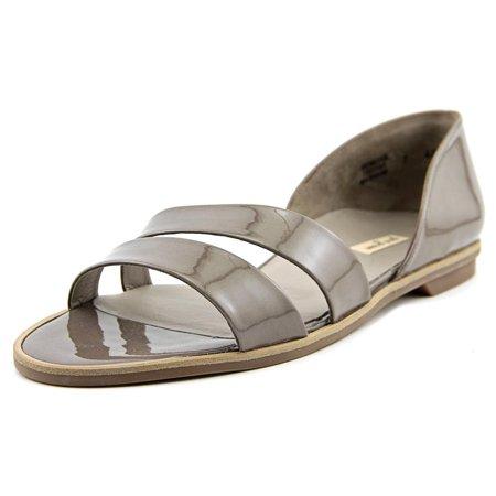 paul green paul green wynn women open toe patent leather tan