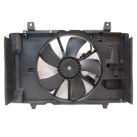 Ni3115135 New Radiator Cooling Fan Assembly For Nissan
