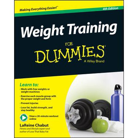 Training Dummy Canvas (Weight Training for Dummies)