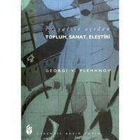 Sosyalist Adan Toplum, Sanat ve Eletiri - eBook