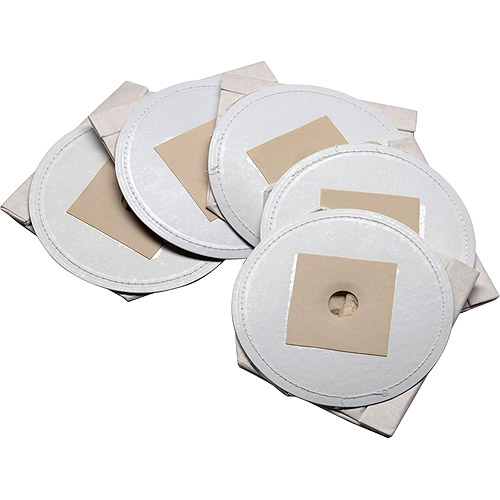 Metropolitan Vacuum DataVac Disposable Bags, 5-Pack