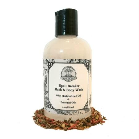 Spell Breaker Bath Wash for Spells, Curses, Hexes & Jinxes (Hoodoo, Wiccan,  Pagan, Conjure, Magick)