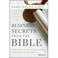 Business Secrets from the Bible: Spiritual Success Strategies for Financial Abundance (Hardcover)