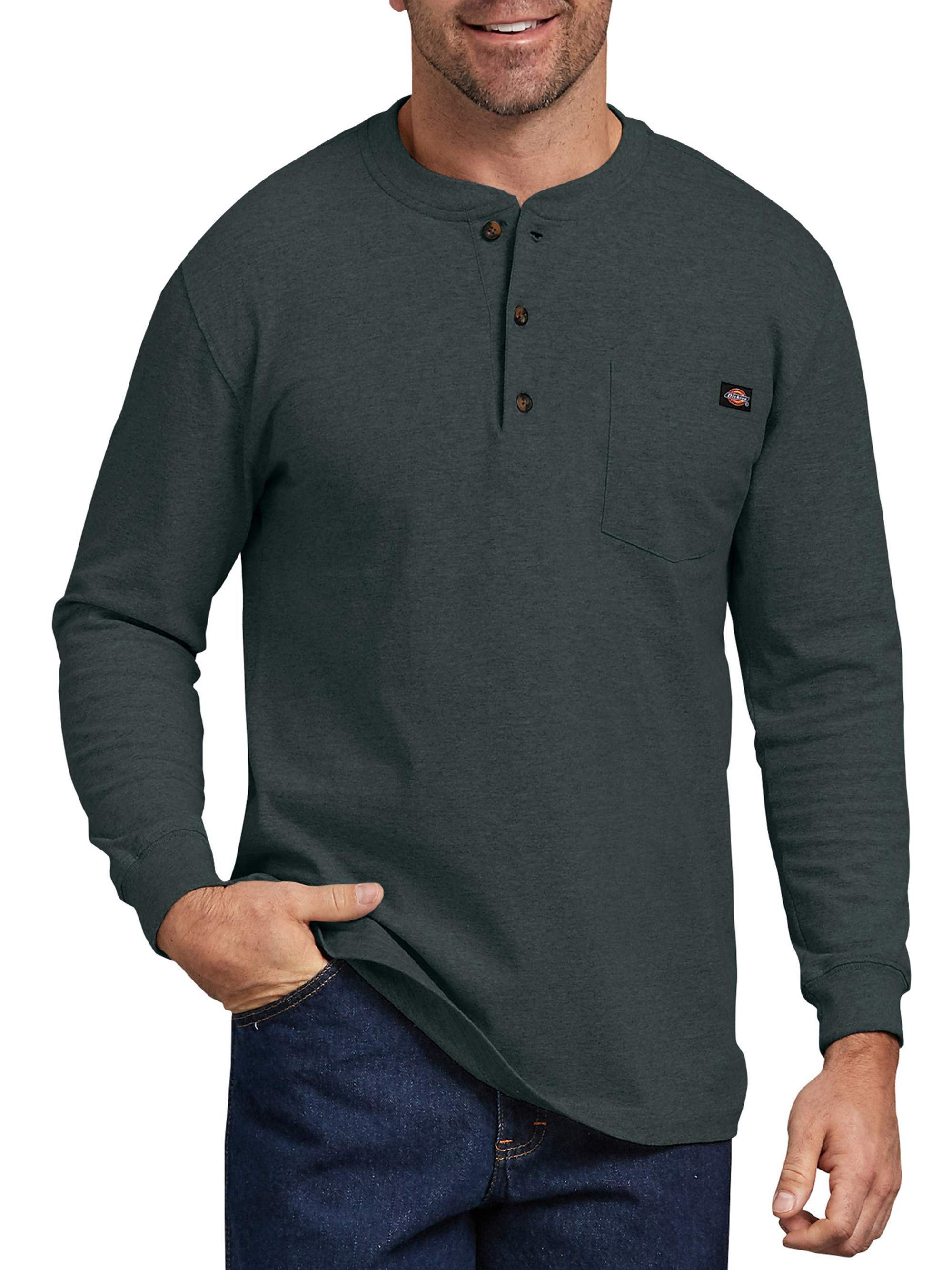 Dickies Mens Technical Wool Thermal Top