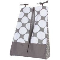 Bacati, MixNMatch Diaper Stacker, Grey