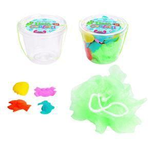 3D Bath Confetti