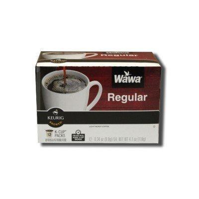 Wawa Regular K-Cup Coffee 12ct