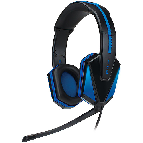 ENHANCE GX-H1 PC Gaming Headset with Virtual 7.1 Surround Sound, USB Power, Adjustable Microphone and In-Line Volume Control