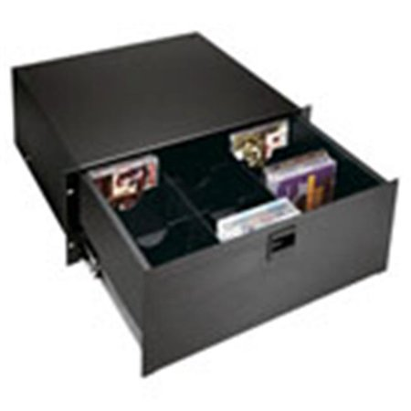 Rackmount Media (Rackmount Media Storage Drawer, 4U -)