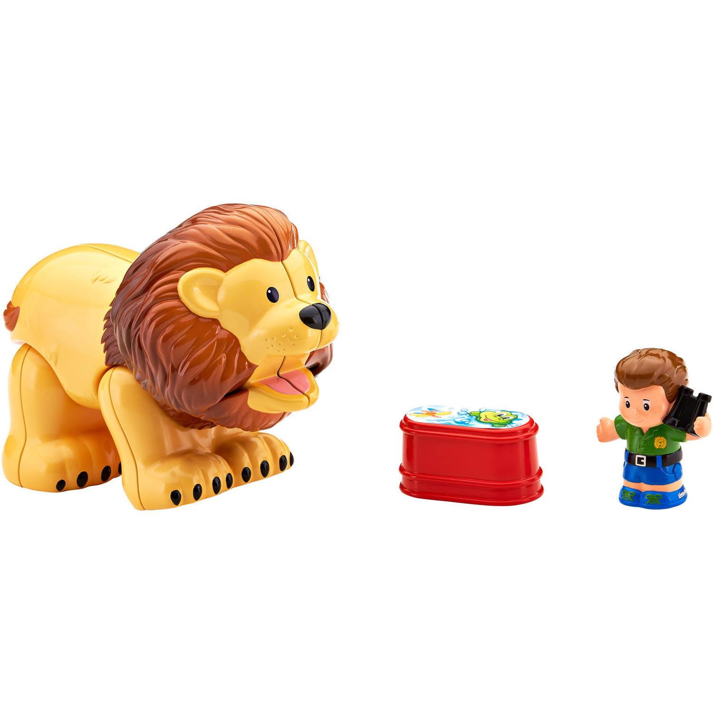 Little People Lion
