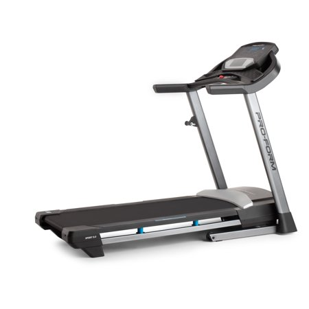ProForm Sport 5.0 Folding Treadmill with SMART Speed & Incline Controls, 90-Day iFit Membership Included