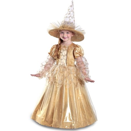 Mila The Gold Witch Halloween Costume](The Halloween Switch Witch)
