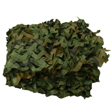 SAS Outdoor Camping Woodland Camo Netting