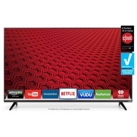 Refurbished VIZIO 55″ Class E-Series – Full HD, Smart, Full-Array LED TV – 1080p, 120Hz (E55-C1)