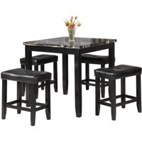 Acme Blythe 5 Pc. Counter-Height Dining Set